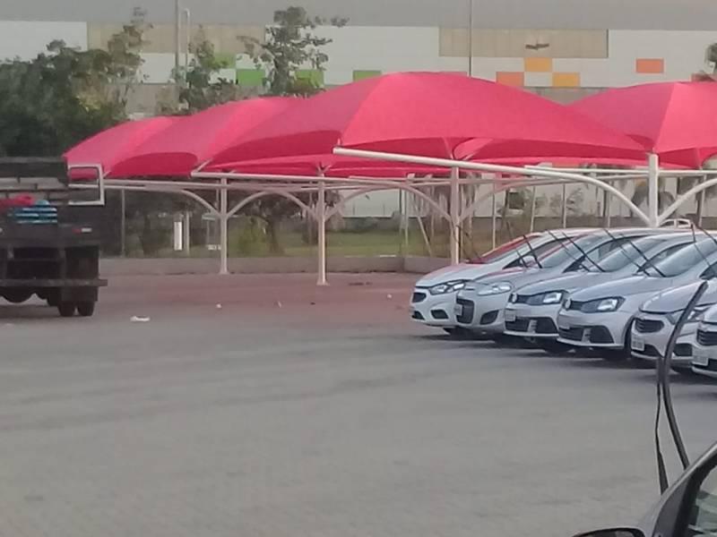 Instalação de Sombreiro de Estacionamento São Luís - Instalação de Sombreadores para Piscinas