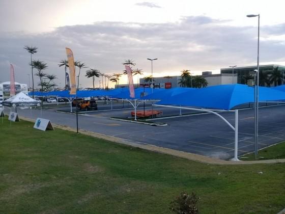 Loja de Cobertura de Policarbonato para Porta Jardim América - Cobertura de Policarbonato Móvel