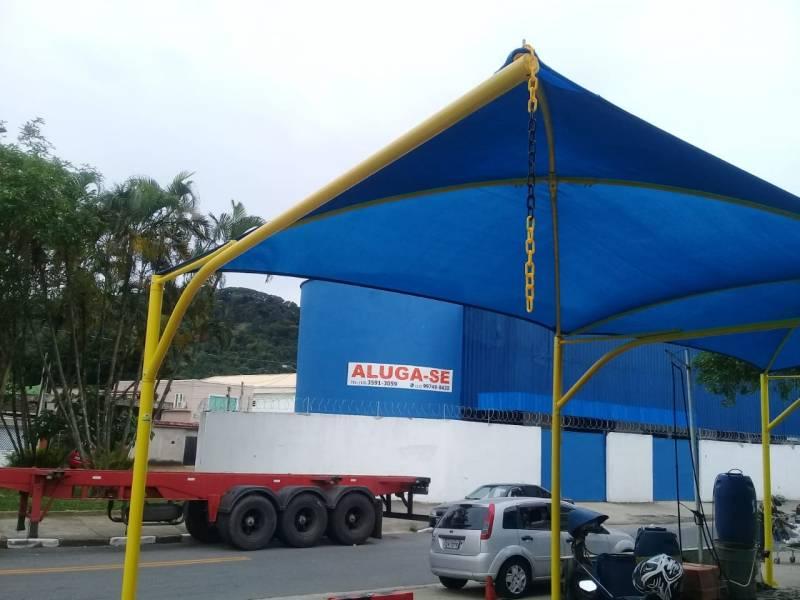 Manutenção de Cobertura de área Externa Ilha Comprida - Manutenção de Cobertura de Estacionamento
