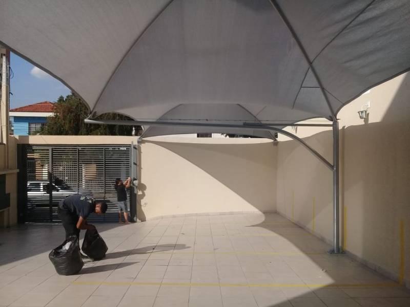 Manutenção de Cobertura de Garagem com Lona Preço Francisco Morato - Manutenção de Cobertura de Estacionamento