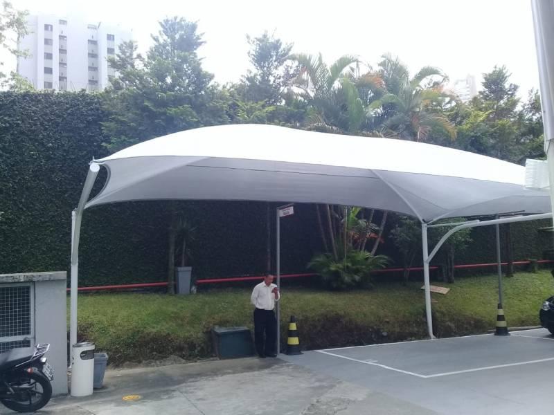 Manutenção de Cobertura de Garagem Vila Sônia - Manutenção de Cobertura de Estacionamento