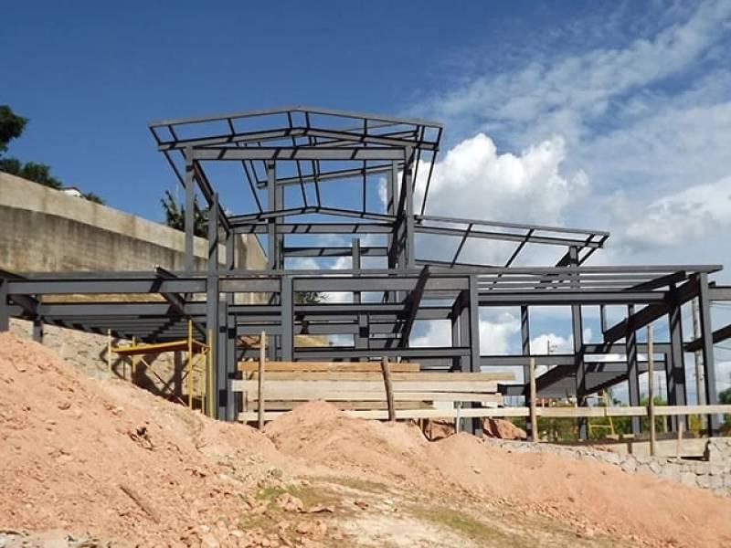 Manutenção de Coberturas de Estrutura Metálica Taubaté - Manutenção de Cobertura de Estacionamento