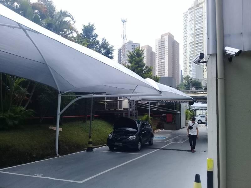 Manutenção de Coberturas de Garagem Manaus - Manutenção de Cobertura de Estacionamento