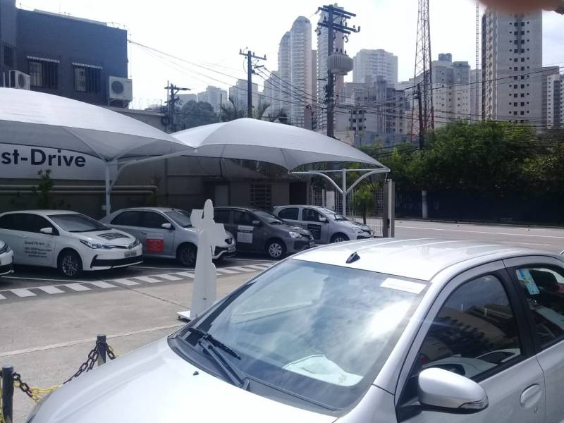 Manutenção de Sombreador para Lava Rápido Preço Vila Formosa - Manutenção de Sombreador para Residências