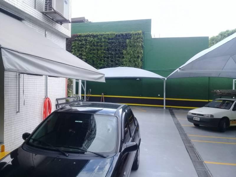 Manutenção de Sombreadores para Estacionamento Preço Bairro do Limão - Manutenção de Sombreiros de Estacionamento