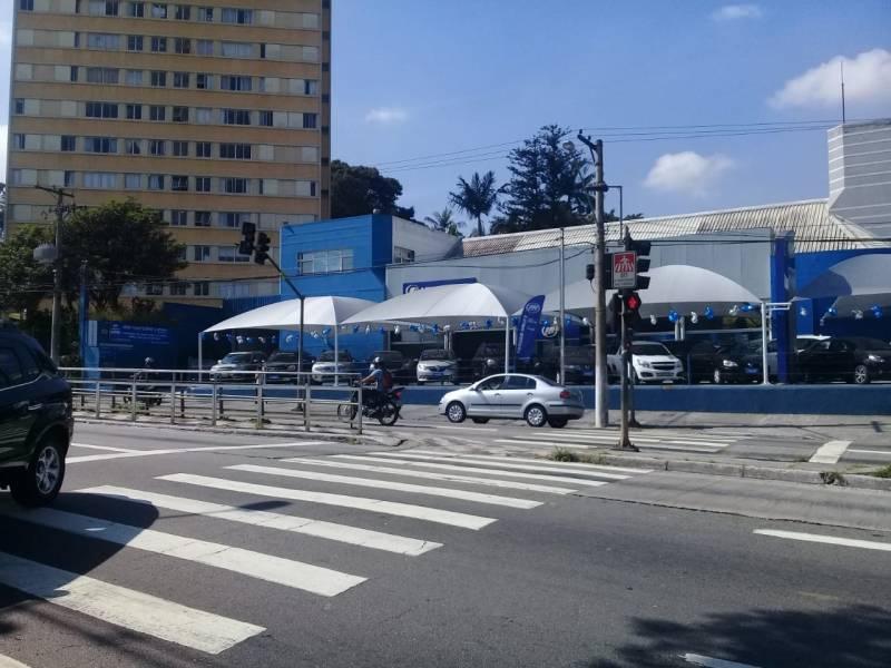 Reforma de Cobertura de Garagem Vila Andrade - Reforma de Cobertura para Entrada de Prédio