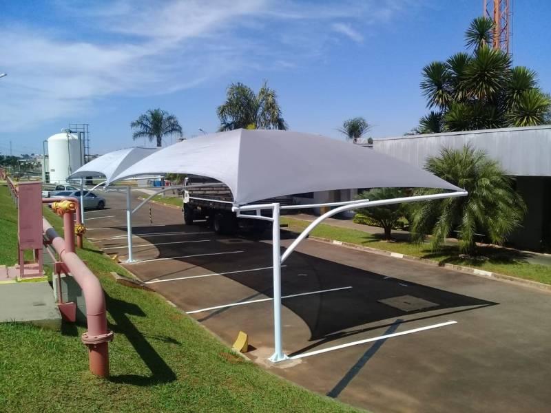 Reforma de Coberturas para Garagem Recife - Reforma de Cobertura para Entrada de Prédio