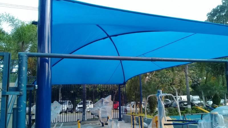 Reforma de Sombreador de Polietileno Mongaguá - Reforma de Sombreador Impermeável