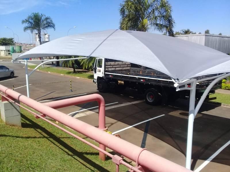 Serviço de Reforma de Cobertura de Estacionamento Campo Belo - Reforma de Cobertura para Entrada de Prédio