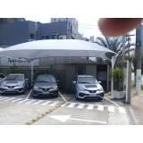 coberturas para carros Parque São Rafael