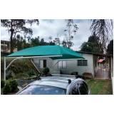 instalação de cobertura de garagem preço Curitiba