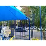 instalação de sombreador para garagem preço Aracaju