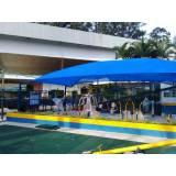 limpeza para sombreador de estacionamento preço Caieiras