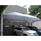 loja de cobertura de alumínio e vidro Juquitiba