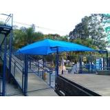 loja de cobertura de policarbonato para corredor Jardim Ângela