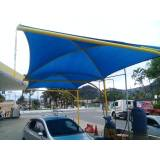 manutenção de cobertura para garagem preço Embu Guaçú