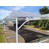 onde encontrar loja de cobertura de estacionamento Goiânia