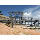 onde encontro cobertura de estrutura metálica Belém