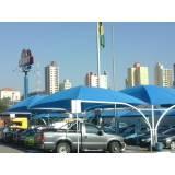 quanto custa sombrite para estacionamento em empresa Ibirapuera
