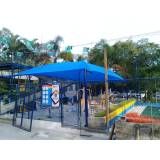 serviço de reforma de sombreador de estacionamento Ipiranga