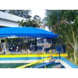 sombreadores para piscina Cubatão