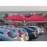 troca de lona para sombreador de garagem preço Itatiba
