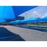 venda de cobertura de policarbonato de correr Santa Isabel