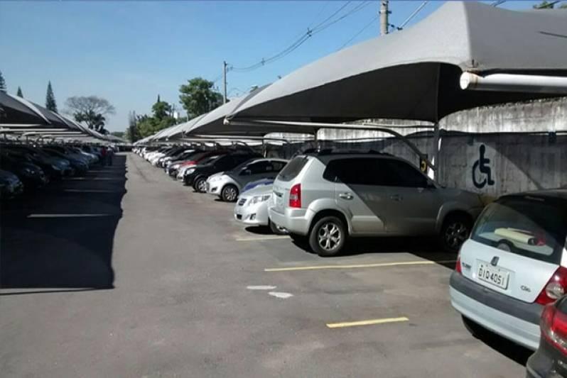 Venda de Sombreador de Garagem Preço Guarujá - Venda de Sombreador para Veículos